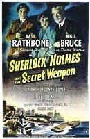 Sherlock Holmes Secret Weapon